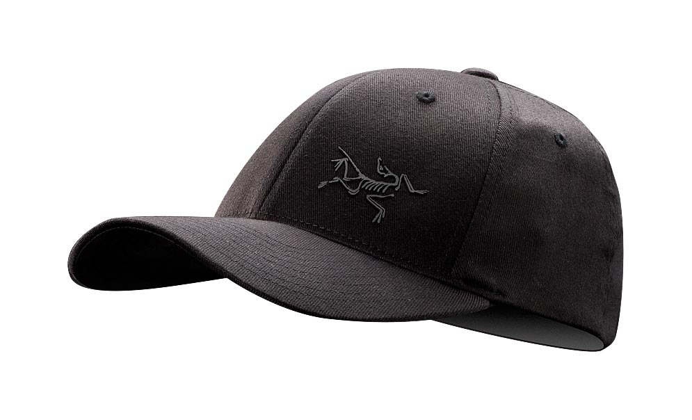 Arcteryx Black Bird Cap