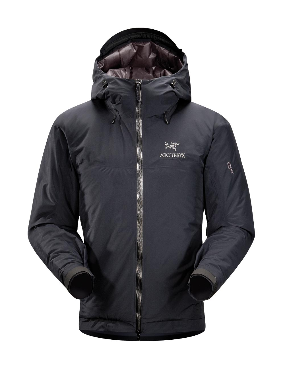 Arcteryx Black Alpha FL Jacket